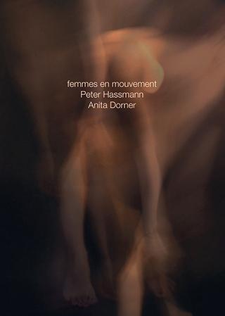 """Titelseite des Kunstbuchs """"femmen en mouvement - bewegte frauen"""" von Peter Hassmann & Anita Dorner"""