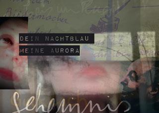 Cover Dein Nachtblau – Meine Aurora